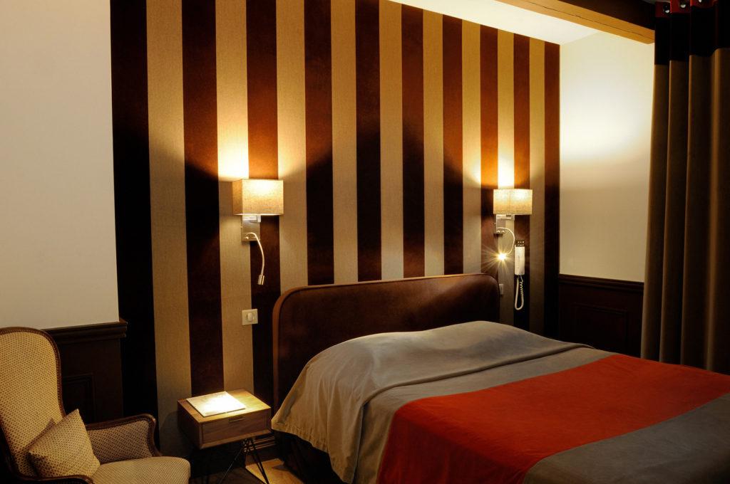 photographie d'une chambre d'hôtel, par Pierre Pointeau, Photographe freelance.